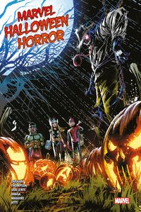 MARVEL HORROR HALLOWEEN.