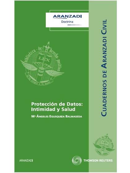 PROTECCIÓN DE DATOS : INTIMIDAD Y SALUD