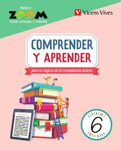 COMPRENDER Y APRENDER 6 (ZOOM)