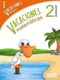 VACACIONES 2º PRIMARIA