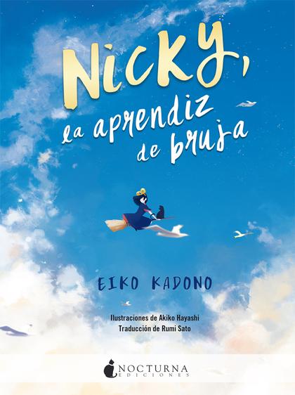 NICKY, LA APRENDIZ DE BRUJA