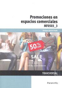 PROMOCIONES EN ESPACIOS COMERCIALES