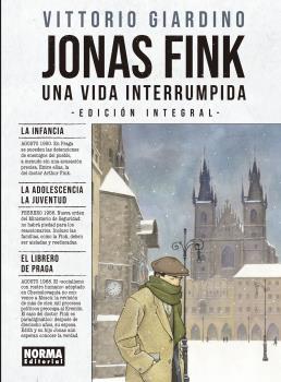 JONAS FINK.DVD. UNA VIDA INTERRUMPIDA.EDICIÓN ESPECIAL.