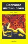 DICCIONARIO AFECTIVO-SEXUAL