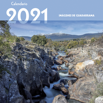 2021 CALENDARIO IMÁGENES DE GUADARRAMA