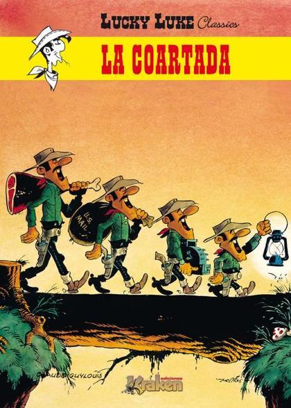 LUCKY LUKE. LA COARTADA
