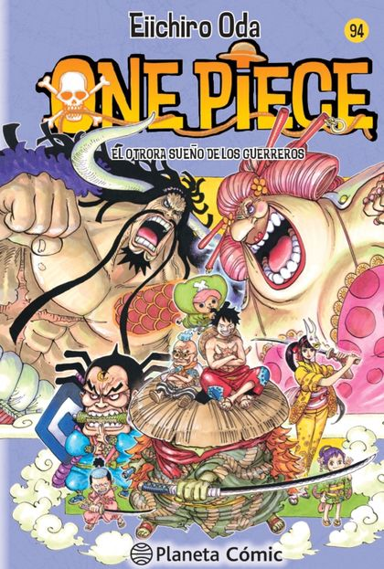 ONE PIECE Nº 94.