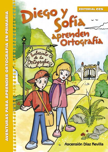 DIEGO Y SOFIA APRENDEN ORTOGRAFIA