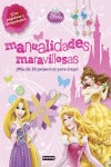 PRINCESAS DISNEY. MANUALIDADES MARAVILLOSAS