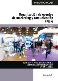 ORGANIZACION Y EVENTOS DE MARKETING Y COMUNICACION