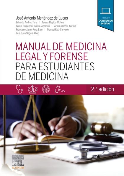 MANUAL DE MEDICINA LEGAL Y FORENSE ESTUDIANTES MEDICINA