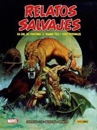BIBLIOTECA RELATOS SALVAJES 01.