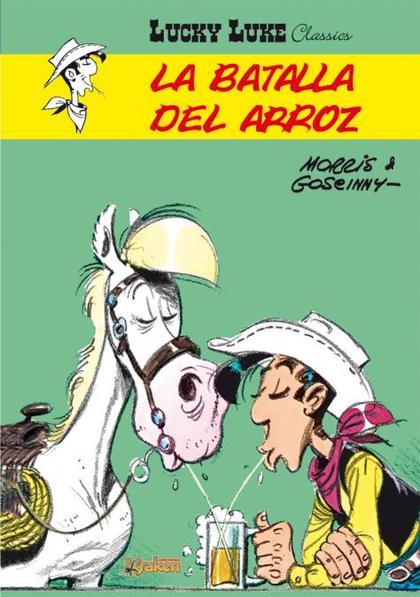 LUCKY LUKE, LA BATALLA DEL ARROZ