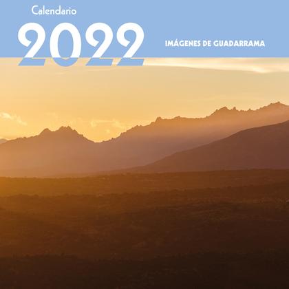 CALENDARIO 2022 IMÁGENES DE GUADARRAMA.