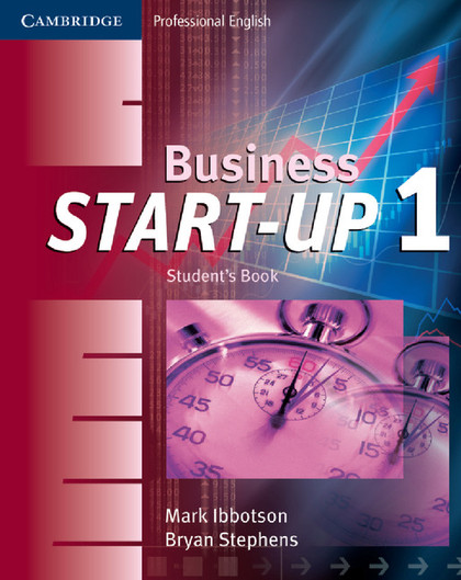 BUSINESS START UP 1 ST