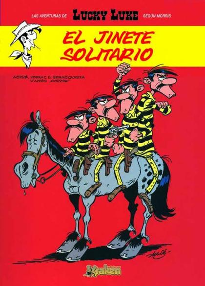 LUCKY LUKE, EL JINETE SOLITARIO