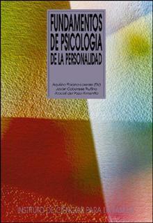 FUNDAMENTOS DE PSICOLOGÍA DE LA PERSONALIDAD
