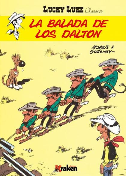 LUCKY LUCKE. LA BALADA DE LOS DALTON
