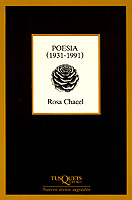 POESIA 1931-91 CHACEL