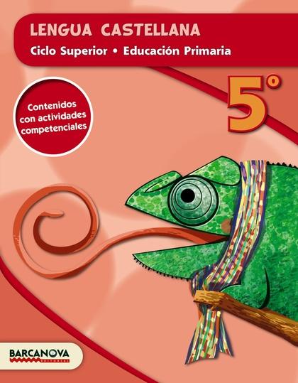 LENGUA CASTELLANA 5º CS (ED. 2015).
