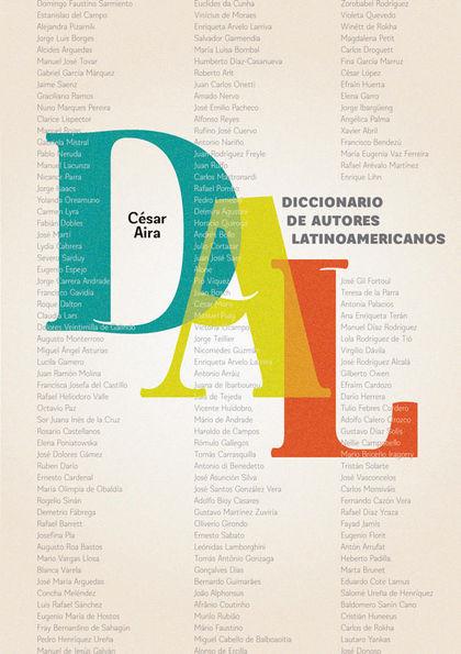 DICCIONARIO DE AUTORES LATINOAMERICANOS.
