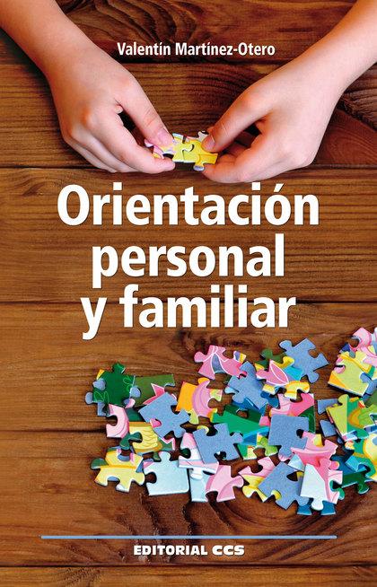 ORIENTACIÓN PERSONAL Y FAMILIAR.