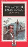ASESINATO BARRIO GOTICO