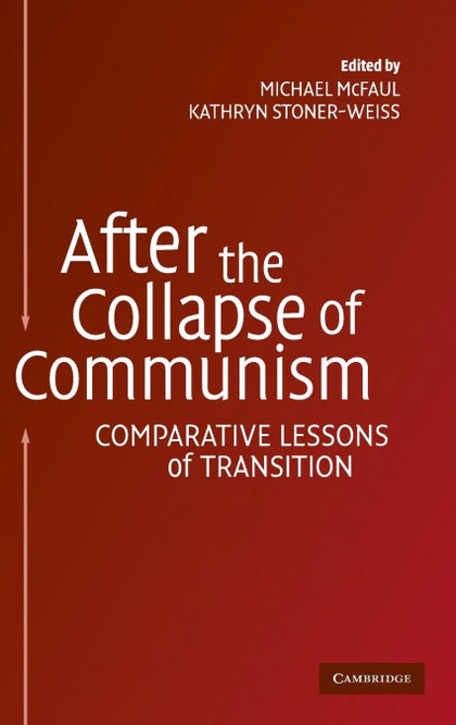 AFTER THE COLLAPSE OF COMMUNISM