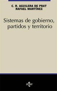 Sistemas de gobierno, partidos y territorio