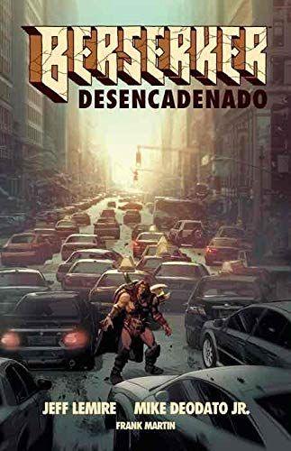BERSERKER 01: DESENCADENADO