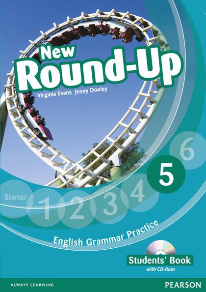 (11).ROUND UP 5.GRAMMAR PRACTICE (+CD-ROM)/4A.ED.