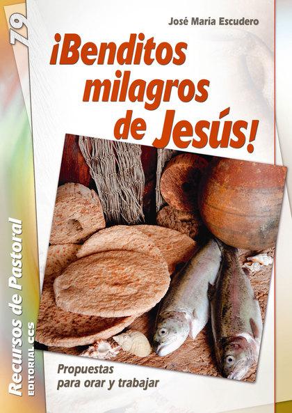 ¡BENDITOS MILAGROS DE JESÚS!                                                    PROPUESTAS PARA