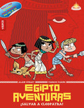 EGIPTO AVENTURAS 1. ¡SALVAR A CLEOPATRA!