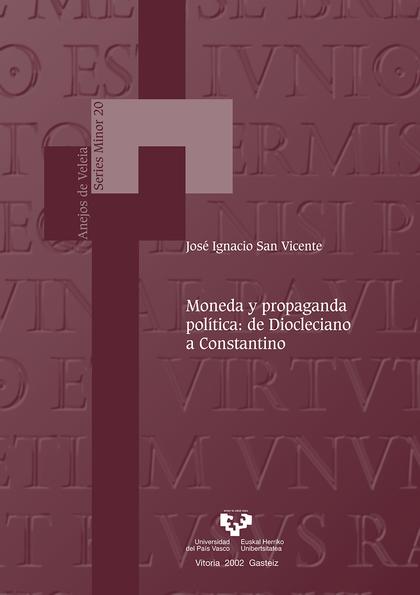 MONEDA PROPAGANDA POLITICA DIOCLECIANO