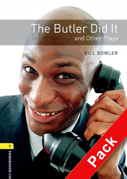 THE BUTLER DID IT OBPS 1