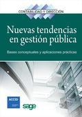 Nuevas tendencias en gestión pública