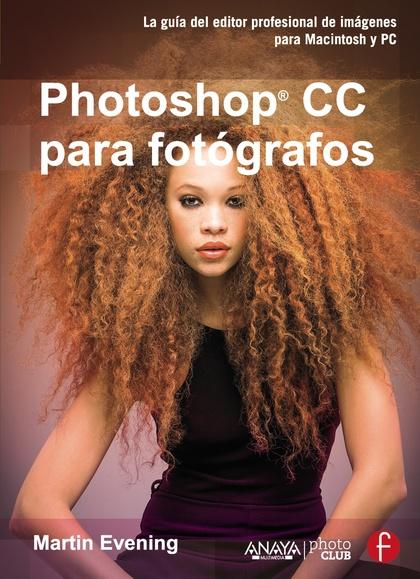 PHOTOSHOP CC PARA FOTÓGRAFOS