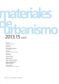 MATERIALES DE URBANISMO 2013.15 VOL.03.