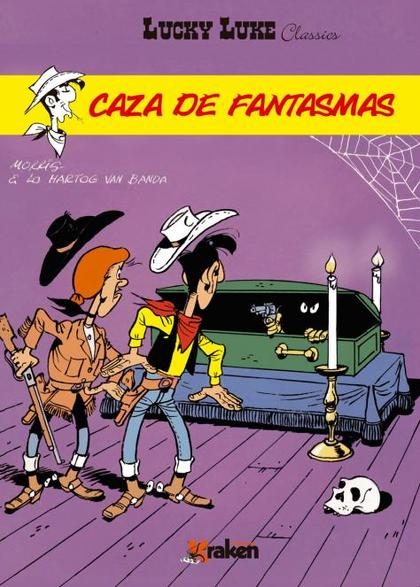 LUCKY LUKE. CAZA DE FANTASMAS.