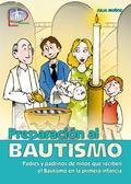 PREPARACIÓN AL BAUTISMO : PADRES Y PADRINOS DE NIÑOS QUE RECIBEN EL BAUTISMO EN LA PRIMERA INFA