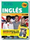 CURSO PONS INGLES+DVD. LIBRO + MP3