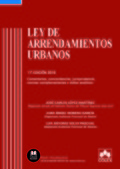 ARRENDAMIENTOS URBANOS Y LEGISLACIÓN COMPLEMENTARIA COMENTADA