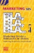 MARKETING DIRECTO Y FIDELIZACIÓN DE CLIENTES: MARKETING DE ATENCIÓN PE