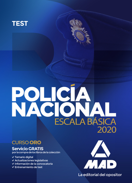 POLICIA NACIONAL TEST.