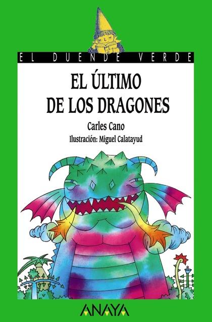 EL ÚLTIMO DE LOS DRAGONES