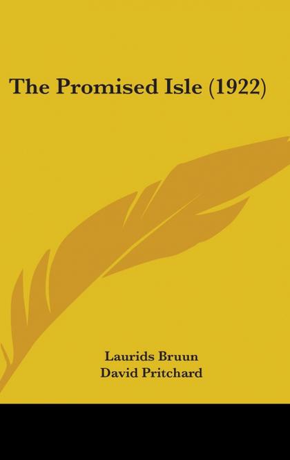 THE PROMISED ISLE (1922)