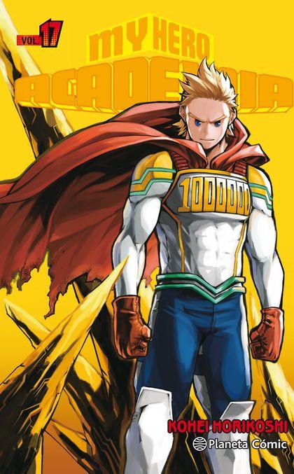 MY HERO ACADEMIA Nº 17.