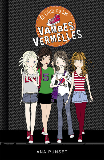 EL CLUB DE LES VAMBES VERMELLES (EL CLUB DE LES VAMBES VERMELLES 1).