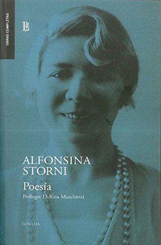 ALFONSINA STORNI - POESÍA COMPLETA