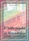 EL HABLA POPULAR DE ALMENDRALEJO: (LÉXICO REFERENTE AL TIEMPO Y A LA T